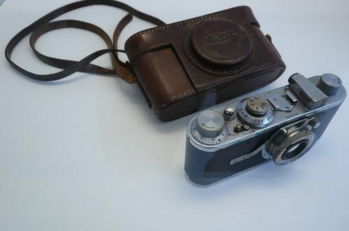 Cartier-Bresson's first Leica
