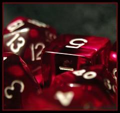 juicy-red_dice | by tiffa130