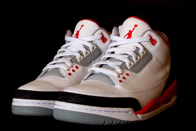 finest selection 8daeb 11a79 Air Jordan Retro 3   My Air Jordan Retro 3's   ididj0emama ...