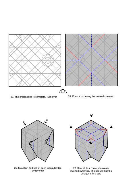 death star module 1a - diagrams   by starwarigami