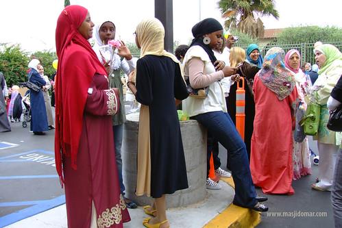 Eid al-Fitr at IIOC on Oct. 12, 2007 | by IIOC