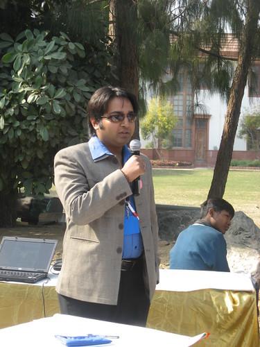 Delhi Blog & New Media Society Inaugural Event