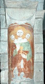Trinità tricefala, Armeno, Novara, Santa Maria Assunta | by renzodionigi