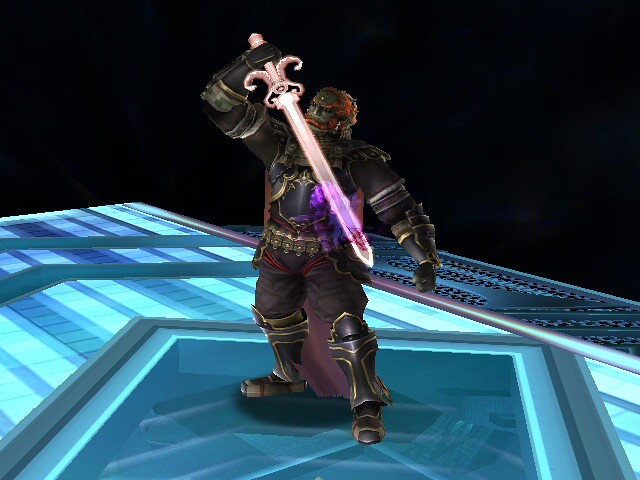 Ganondorf Sword I Think It S Really Funny That He Never Th