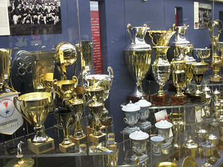 Manchester United trophy cabinet | by Steve AM