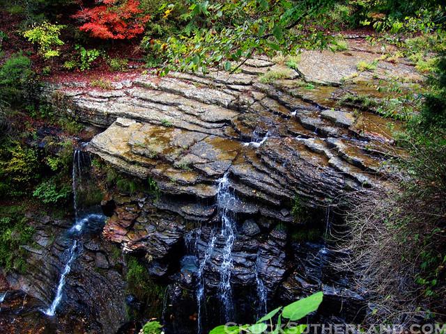 Cummins Falls, Blackburn Fork, Jackson County, Tennessee 1