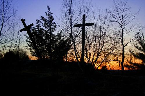 cross jesus holyland waterbury