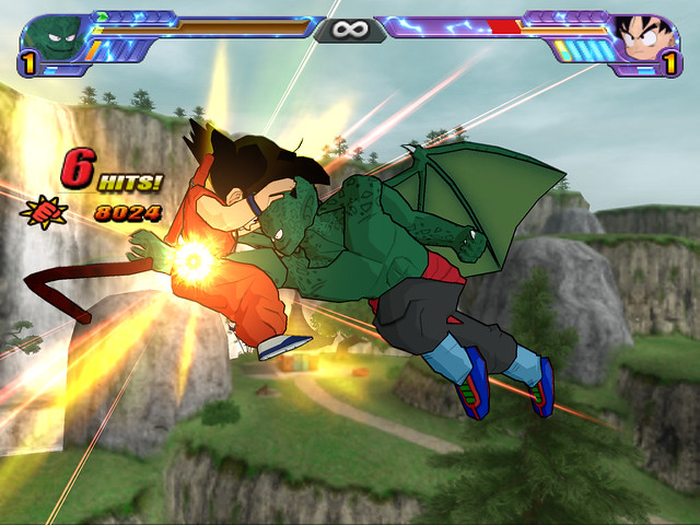 Dragon Ball Z Budokai Tenkaichi 3 screenshots | Read our rev