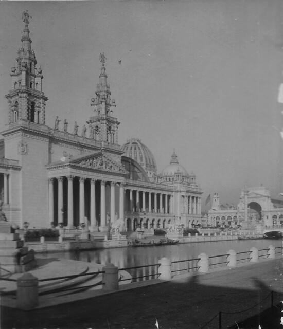 Palace of Mechanic Arts, World's Columbian Exposition, Chicago, IL (1893)