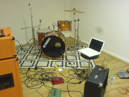 Last.fm Music Room   by David Singleton