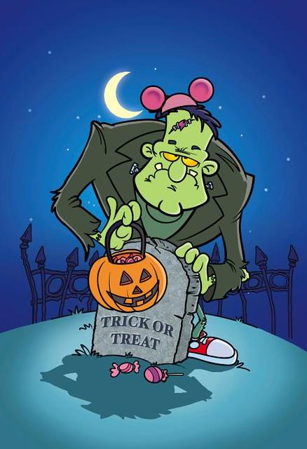 Frankies Halloween