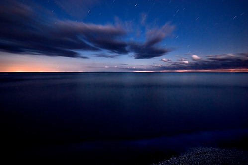 longexposure nightphotography ontario night clouds lakeerie greatlakes nightshots southwestontario bobwest k10d