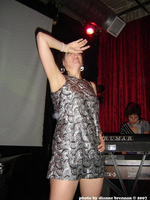 Jillian Iva of Von Iva - Drama Queen - at the Blow Up Part… | Flickr