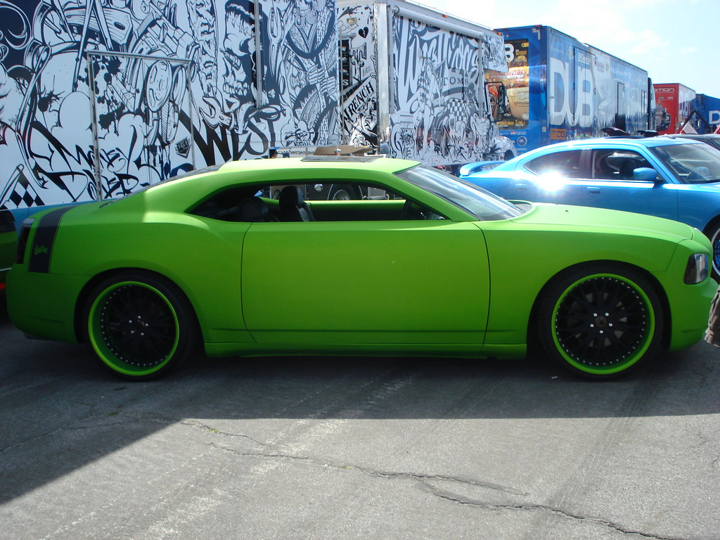 Spring Festival Of Lxs 08 Dodge Charger 2 Door West Co Flickr