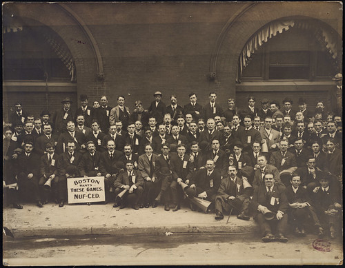 Boston Rooters at New York | by Boston Public Library