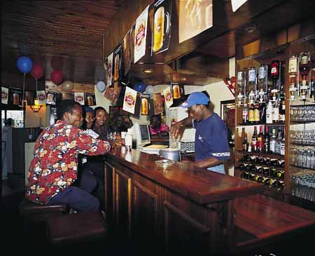 Soweto Pub, Soweto, Gauteng, South Africa - Experience the l