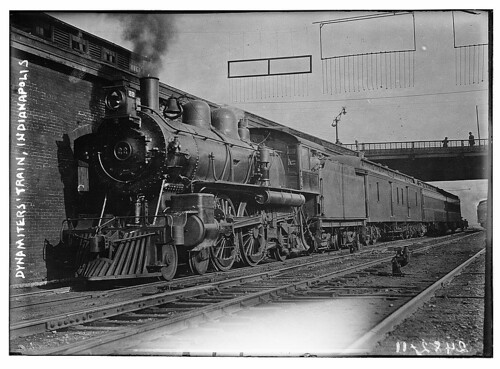 Dynamiters' train, Indianapolis  (LOC) | by The Library of Congress