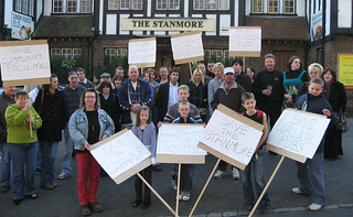 Save the Stanmore | by Martin Tod