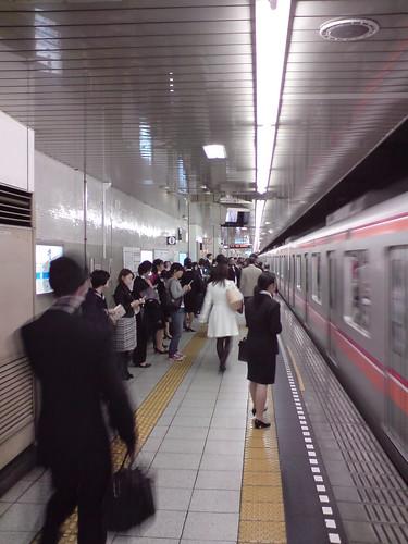 Tokyo Metro | by kalleboo
