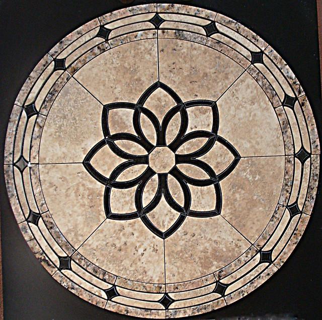 Squircle - Marble Mosaic