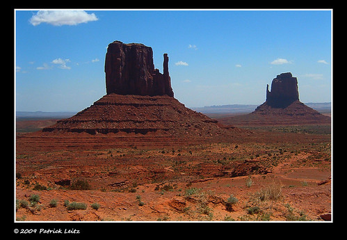Monument Valley | by Patrick Leitz