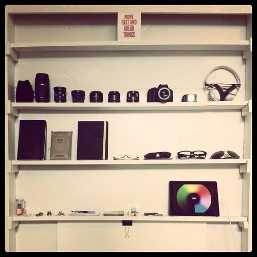 My stuffs | by Zach