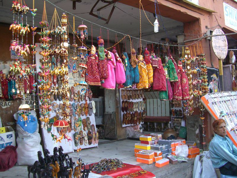 Bapu Bazaar í Jaipur