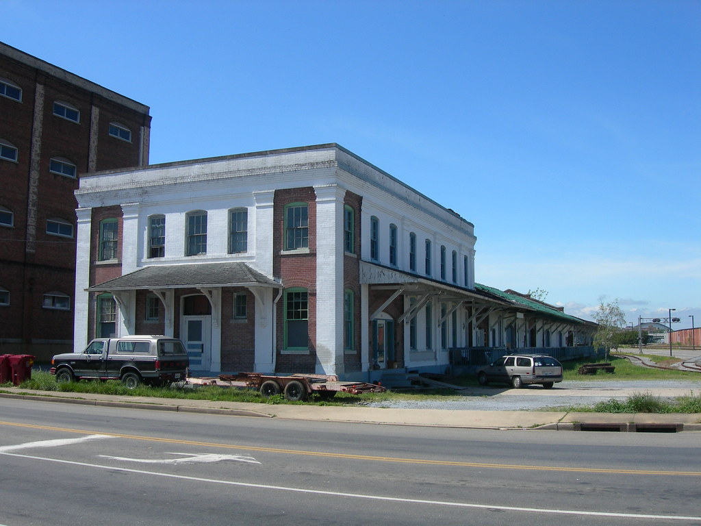 Johnson City Depot