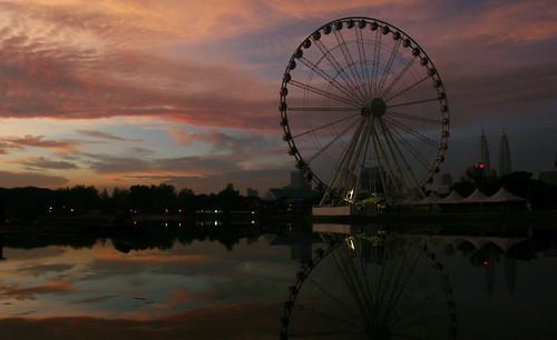 lake sunrise dawn 100v10f malaysia kualalumpur titiwangsa mywinners visitmalaysia anawesomeshot eyeonmalaysia kleye flickrdiamond tamantitiwangsa eyeonkl