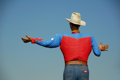 big tex ass