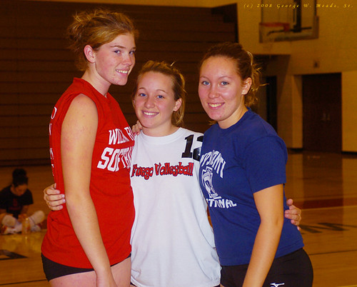 Volleyball Girl(s) | Skin and bones Peace, Love, and