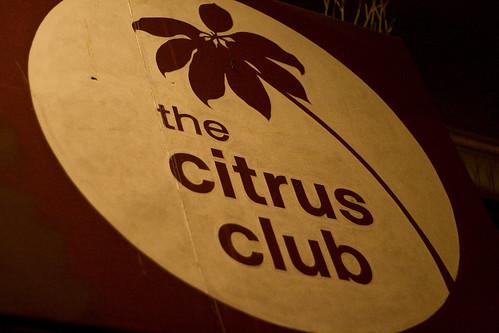 Citrus Club   by Randy Stewart