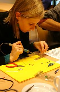 soldering workshop II