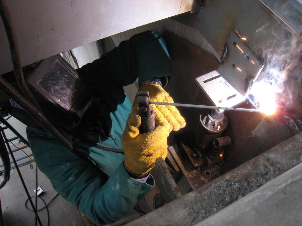 Ironworker Welding   Ironworker63   Flickr