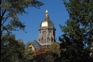 Golden Dome, University of Notre Dame DDZ_0072 | by NDomer73