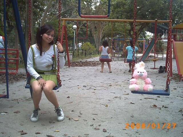 let's swing together