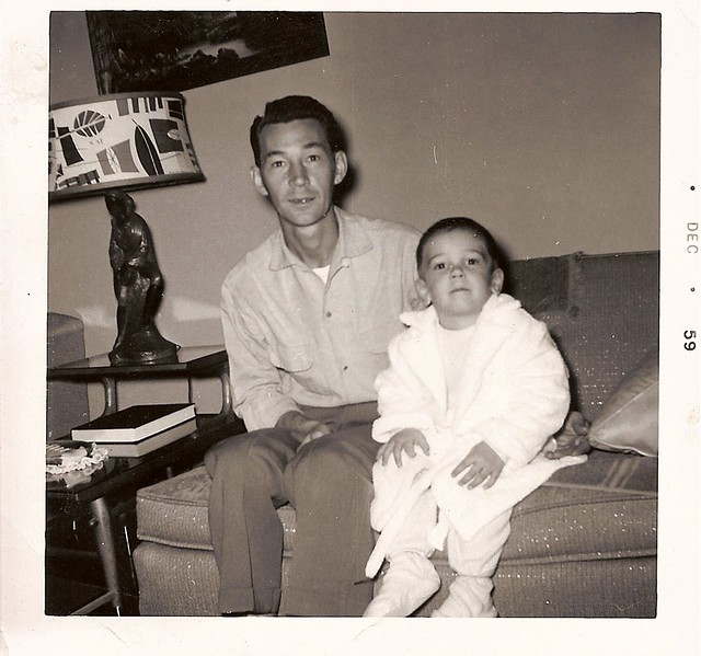 Dad and Me 1959