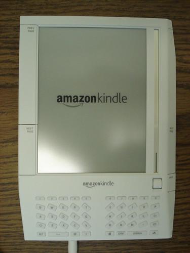 Amazon Kindle | by jblyberg
