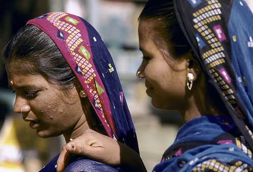Portrait of young women | by World Bank Photo Collection