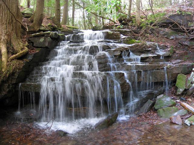 Big Branch Falls, Virgin Falls State Park, White Co, TN