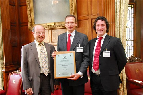 ILCA Solicitors Software Users Award 2007»