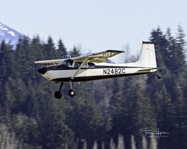N2482C  1954 Cessna 180 C/N 30782