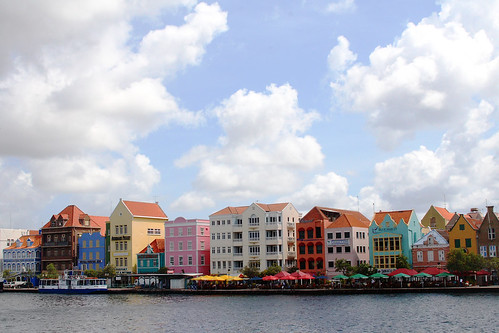 Curacao Buildings | by Erica_Marshall