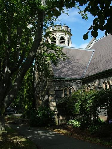 Kostel znovu