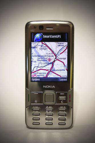 GPS TELEFONO NOKIA