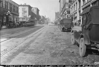 Third Avenue, 1921