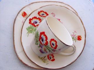 teacups   by VeganHeart Always