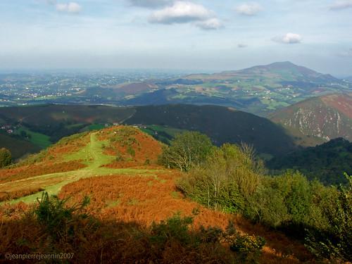 Pays Basque - Le Mondarrain - Itxassu (10aC) | by jean-pierre jeannin latour