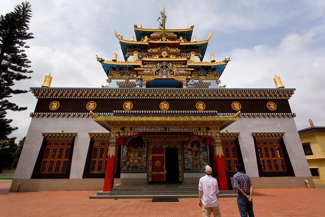 Bylakuppe Buddhist Golden Temple 3438