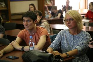 В июне студенты и слушатели Литинститута защищали свои дипломы.